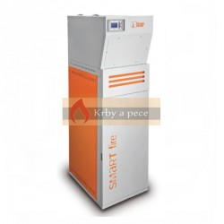 Automatický kotel na dřevěné pelety LAZAR SmartFIRE 11 kW