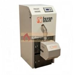 Automatický kotel LAZAR PelletFOCUS 18 kW na dřevěné pelety