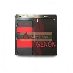 Automatický ocelový kotel GEKON COMBI 20kW