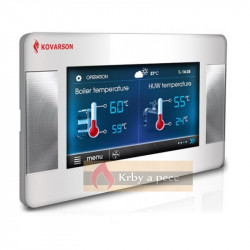 Pokojový termostat SPARKSTER TOUCH - dálkový panel