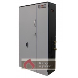 Automatický vodní kotel na pelety IDRO SLIM 15 kW
